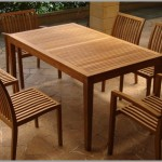 Teak Furniture for Dining Room