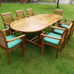 Teak Garden Furniture set