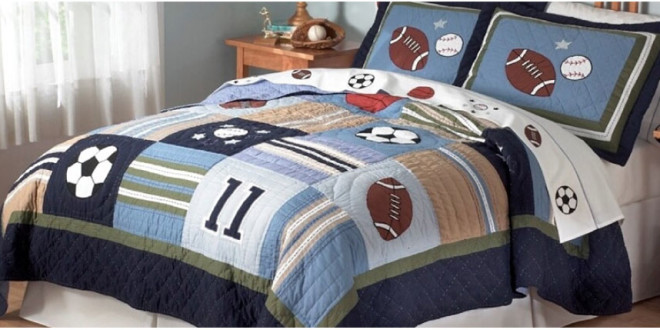 The Unique Kids Comforter Sets