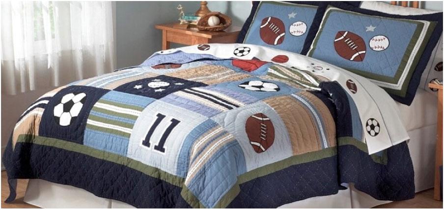 Toddler Boys Comforter Sets Design