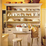 Traditional Kitchen Hutches Ideas