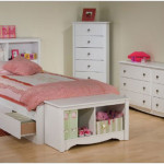 Twin XL Size bed frame for Girl