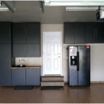 Useful Metal Garage Storage Design