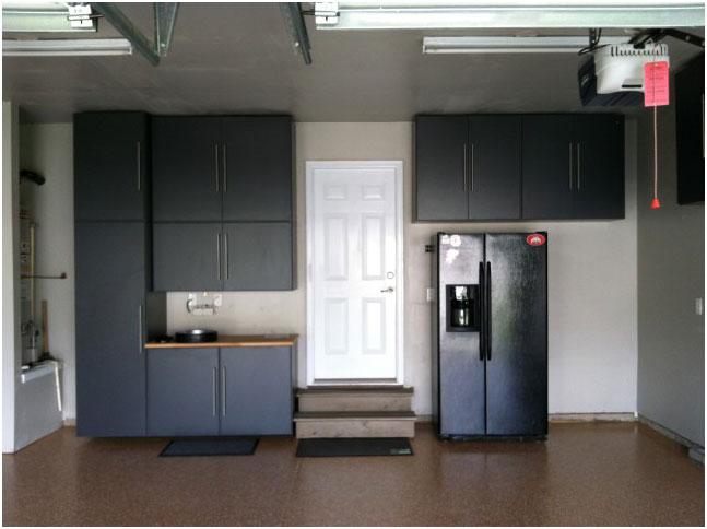 Useful Metal Garage Storage Design