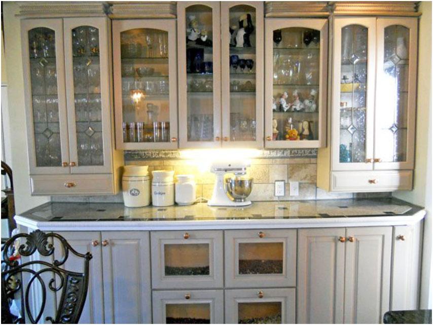 White Kitchen Hutches Design