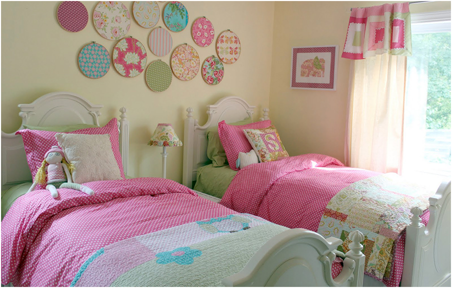 Wonderful Girls Twin Bedding Sets