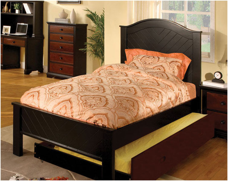Wood Twin Xl Bed Frame Design