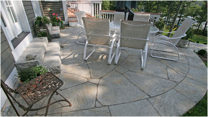 patios Greater Visual Appeal