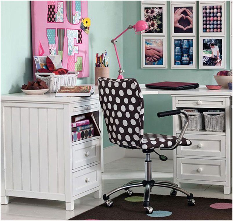 Beautiful Teens Stunning Study Space Inspiration