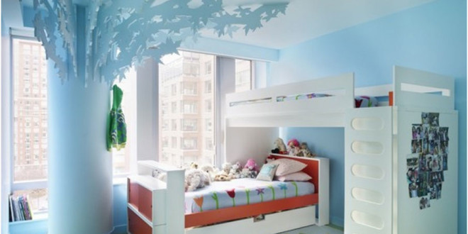 Tree Beds Designs for kids
