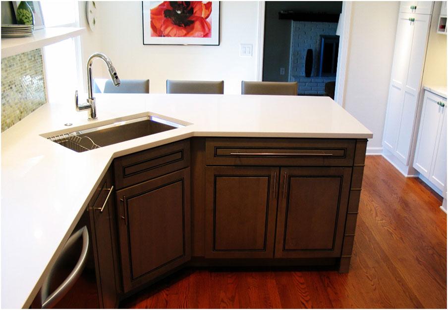 Corner Kitchen Sink Cabinet Measurements