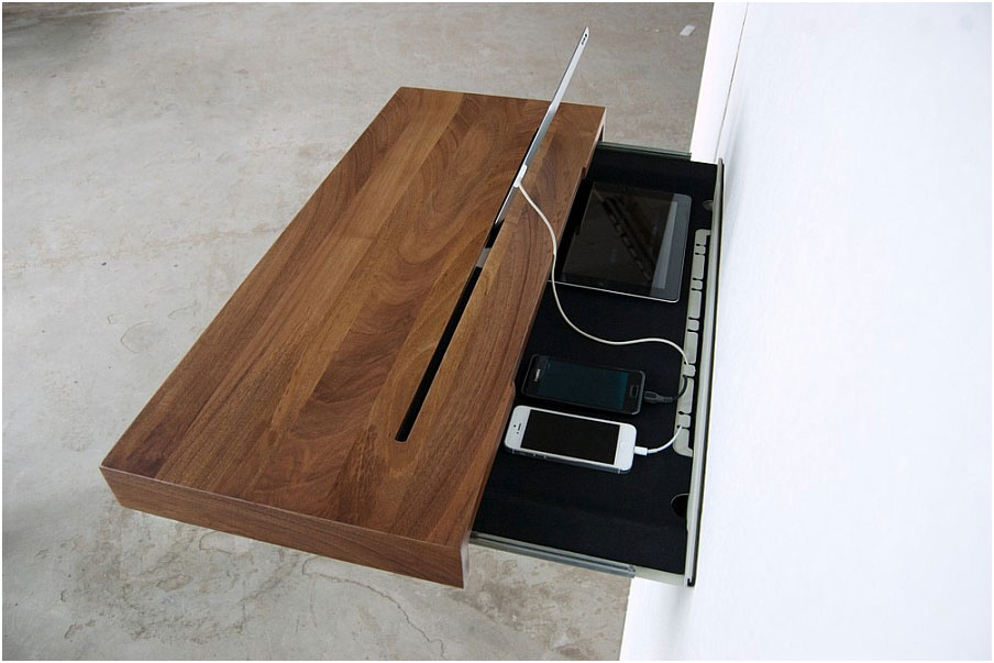 Diy Charging Station Ideas For Ipad Interior Design Ideas