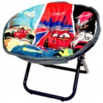 Disney Cars 2 Toddler Saucer Chair design for Kids