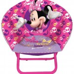 Disney Minnie Mouse Kids Saucer Chair Ideas