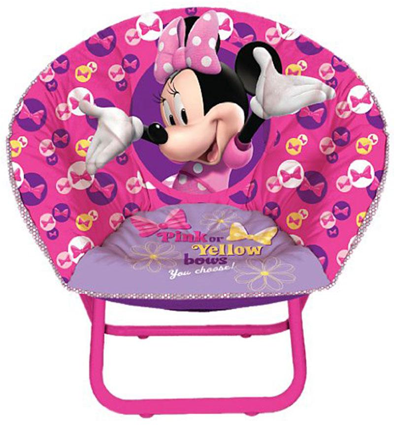Disney Minnie Mouse Kids Saucer Chair Ideas