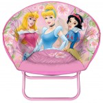 Disney Princess Mini Saucer Chair Ideas For Kids
