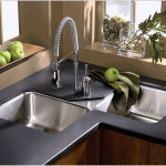 Double Bowl Corner Kitchen Sink Undermount