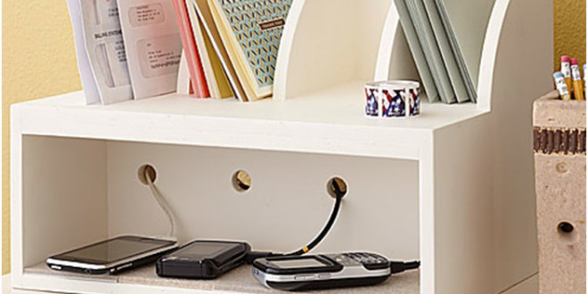 DIY Charging Station Has A Great Working System