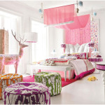Inspiring Beautiful Teenagers Rooms Design Ideas