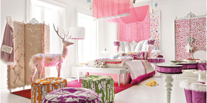Inspiring Teenagers Rooms Design Ideas
