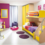 Inspiring Colorfull Teenagers Rooms Design