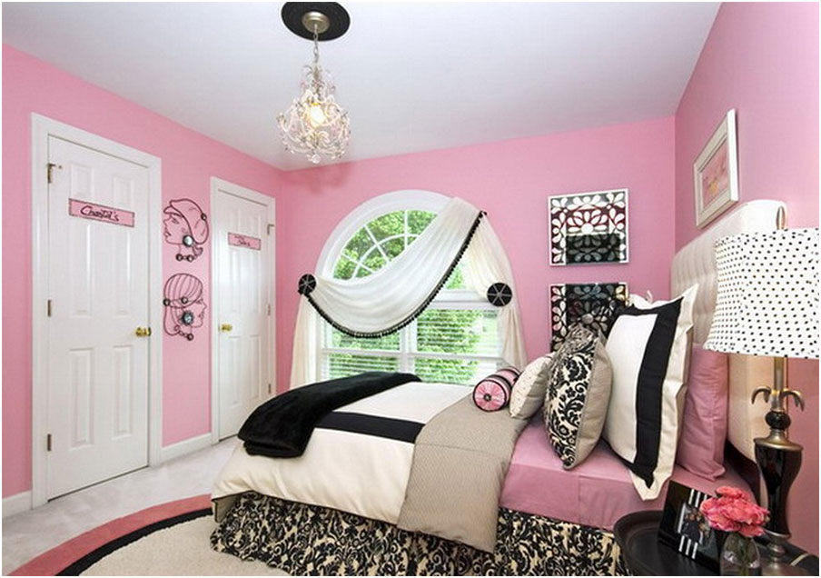 Inspiring Small Teenagers Rooms Design Ideas
