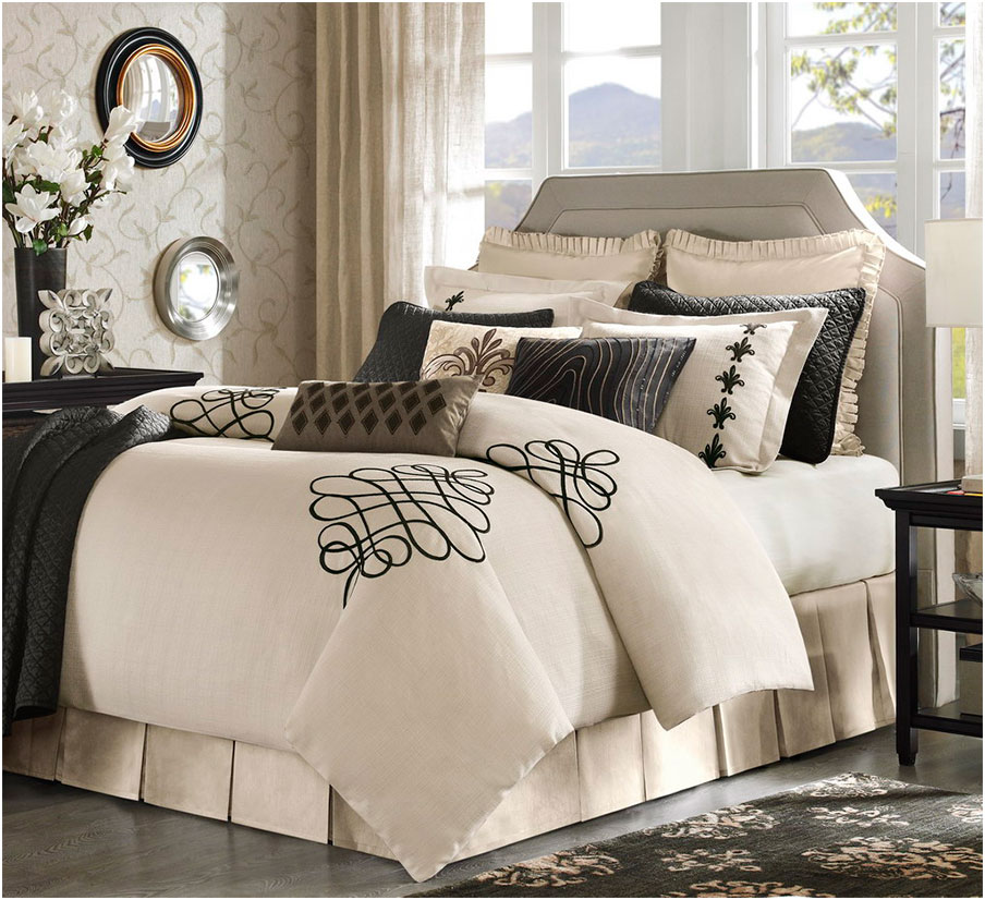 Luxury Comforter Sets Collection Design
