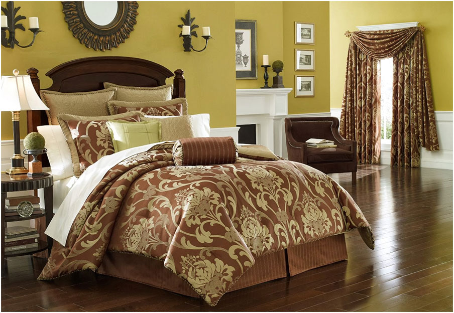 Luxury Comforter Sets ideas With Patern