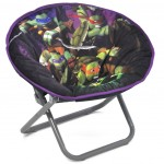 Mutant Ninja Turtles Toddler Saucer Chair Desig For Kids