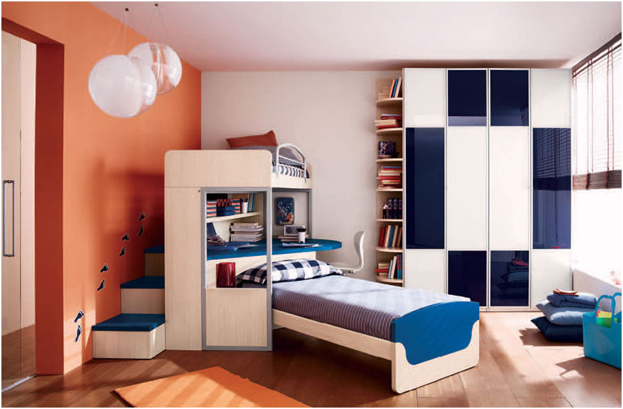 Natural Inspiring Teenagers Rooms Ideas
