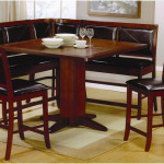 Simple Classic Stylish Corner Kitchen Tables Sets