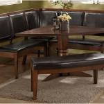 Simple Stylish Corner Kitchen Tables Set