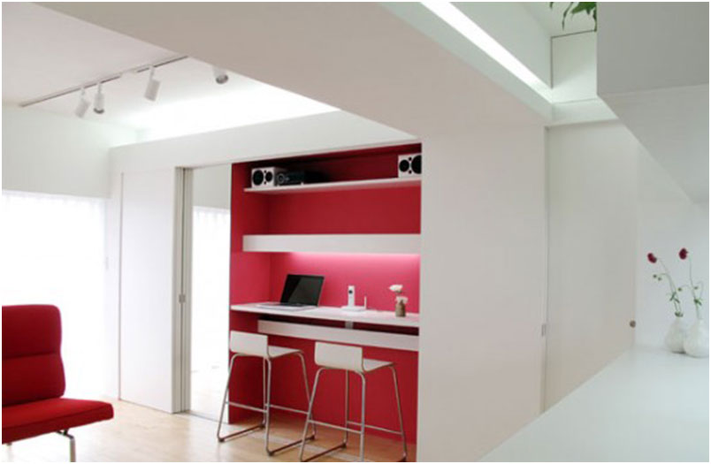 Small Stunning Study Space Inspiration For Teens