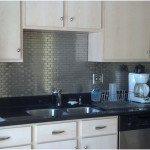 Stainless Steel Backsplash Kitchen Ideas