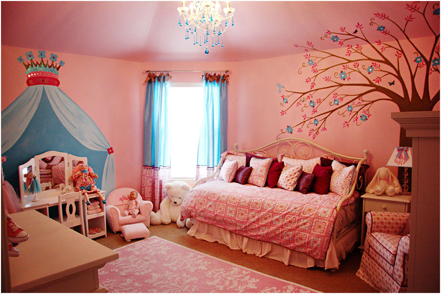 Tree Cartoons Beds Designs for kids
