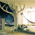 Tree House Themed Extraordinary Designs for kids