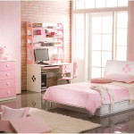Trendy Pink Inspiring Teenagers Rooms Ideas