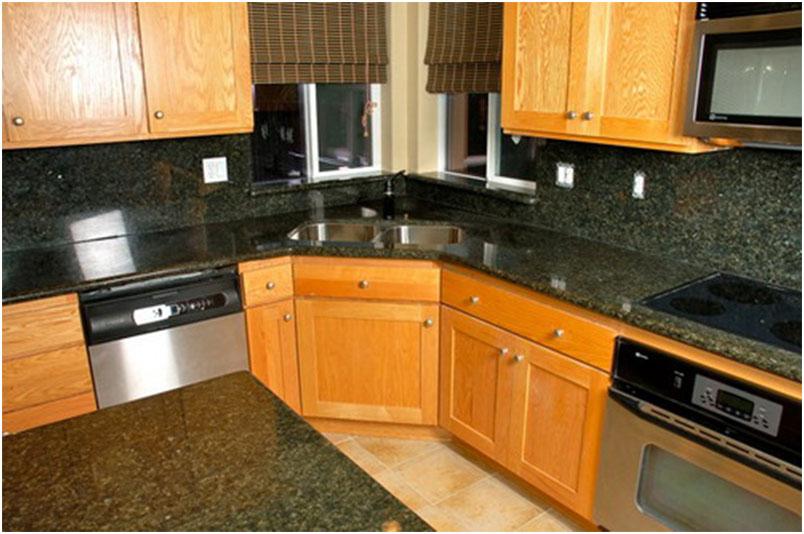 Undermount Corner Kitchen Sink Ideas