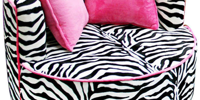 The Advantages in Having Zebra Saucer Chair