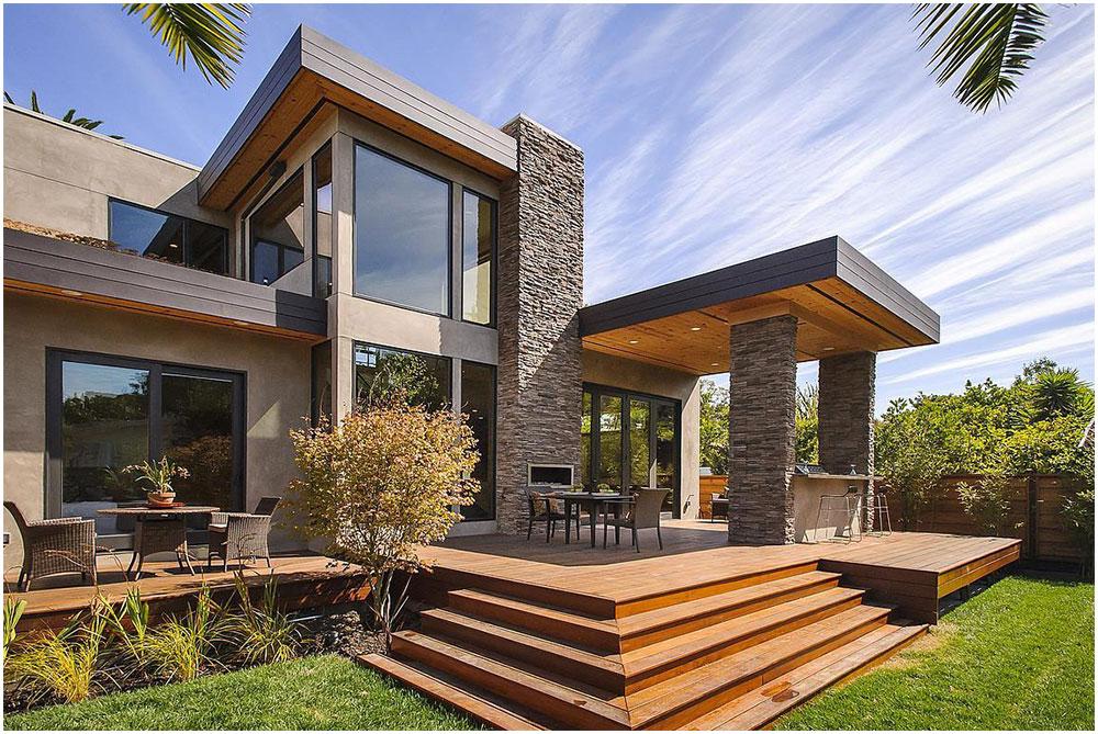 Contemporary Modern Home Design Ideas