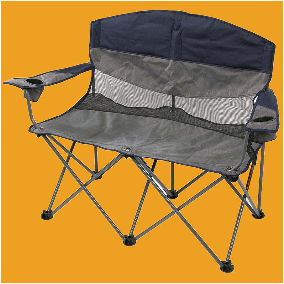 Double Camp Chair Reclining