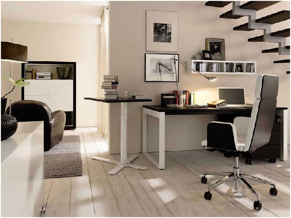 Elegant Home Office Decoration Ideas