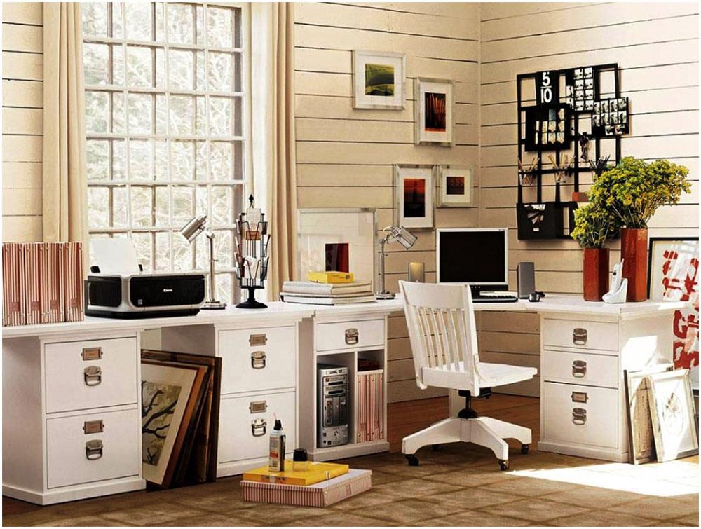 Elegant Home Work Decor Ideas