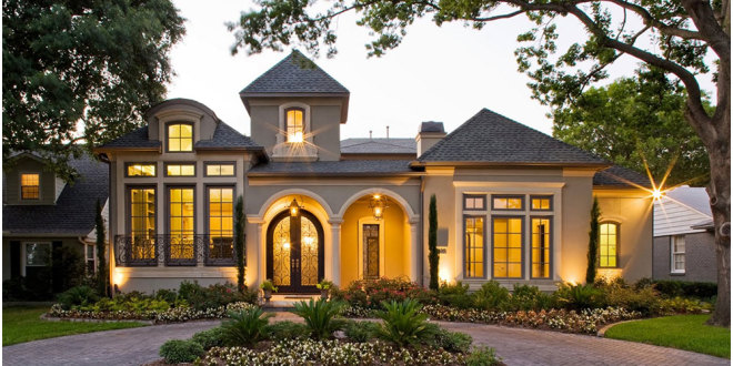 The Elegance of European Home Design