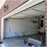 Exterior Garage Makeover Project Ideas