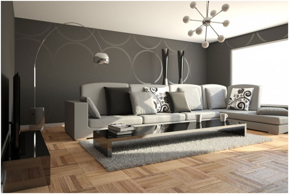 Manage Minimalist Living Room Design