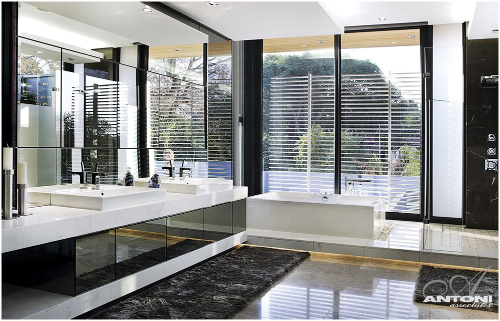 Manage Modern Bathroom Design Ideas