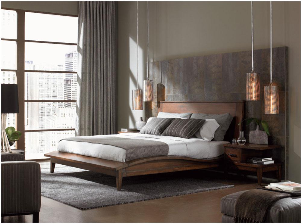 Minimalist Tropical Bedroom Design Ideas