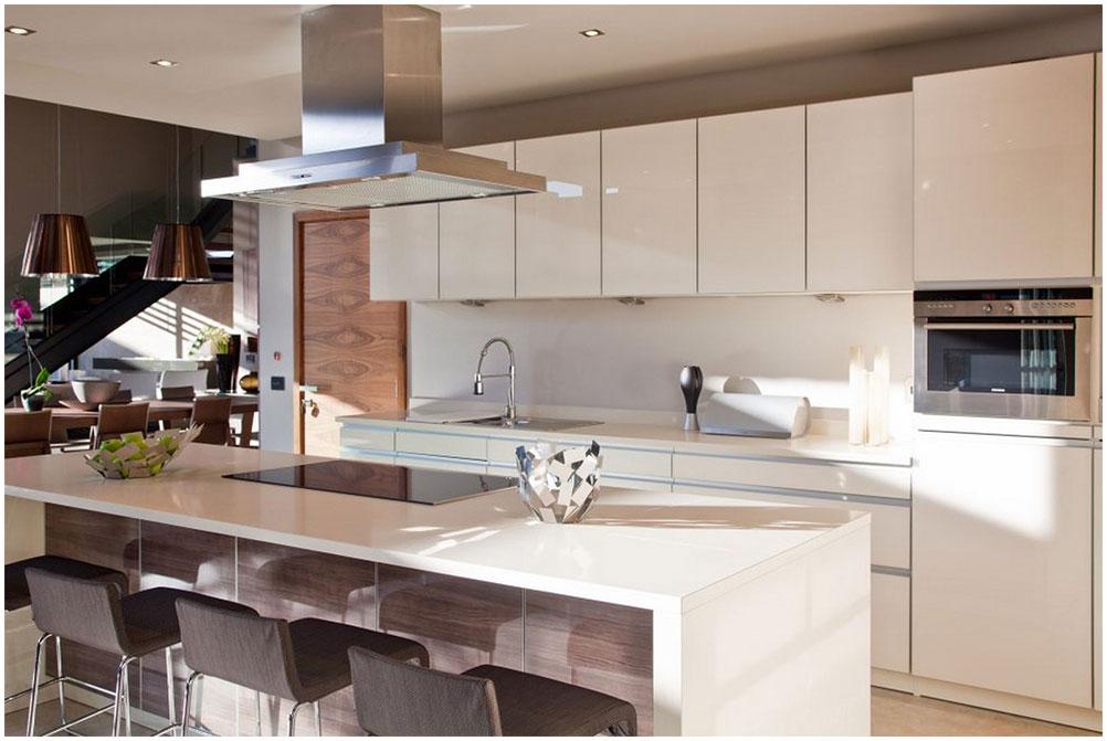 Minimalist Tropical Kitchen Design Ideas