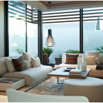 Minimalist Tropical Living Room Design Ideas